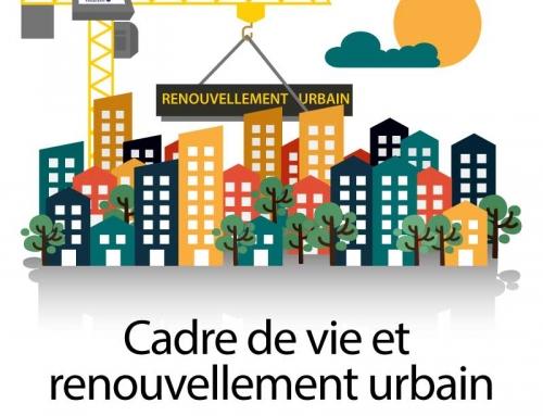 Cadre de vie et renouvellement urbain : de quoi parle-t-on ?